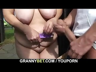 He slams old granny looking for quick sex in your area visit nolimp com