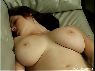 Busty Amateur MILF Incredible Boobs