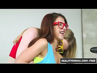 RealityKings - Teens Love Huge Cocks - (Lexxxus Adams) - Nerdy Gamer Hotties
