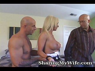 Hotwife has sissy hubby