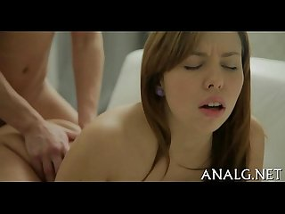 Juvenile angels anal