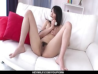 Konoha is sexy and needy for some toying - More at Japanesemamas com