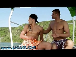 Naked slaves outdoor movies and visible cock dick gay public Two