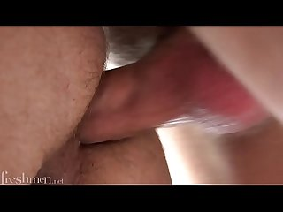 Big dick twinks anal sex with cumshot