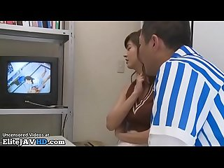 Japanese horny teen gives the longest cumshot more at elitejavhd com