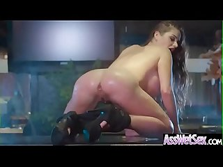 Anal Hardcore Sex With Hot Slut Big Ass Oiled Girl (Cathy Heaven) video-20