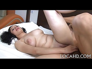 Latin chick model porn