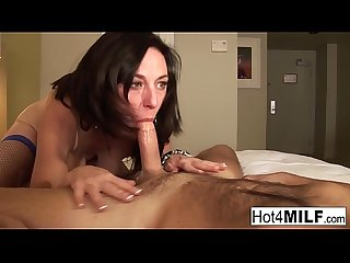 Karen Kougar gets a cock in her ass