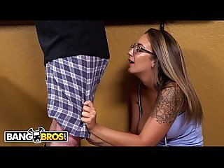BANGBROS - Layla London Cheats On Her BF With His Best Friend Tony Rubino!