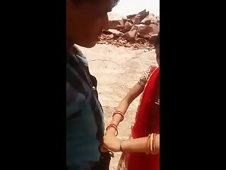 married marwadi aunty illegar affair with bf