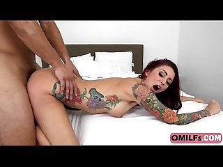 Omilfs hot Monique alexander sexy morning rush