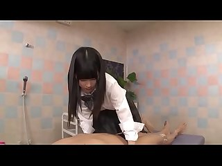 Hot Petite Japanese Teen In Schoolgirl Uniform Fucked During Interview - Part 4 / 5