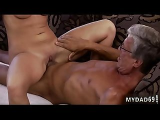 Daddy and partner s patron fuck partner s daughter young old wife