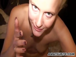 Amateur german girlfriend anal fuck with cumshot