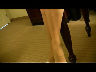 Amatuer milf jerk off instructions job interview pervert
