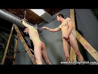 Gay 3gp movies tube Dan spanks and feeds reece