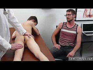 Gay porn trailers italian hunks Doctor's Office Visit