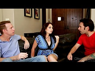 Holly west double penetrated milf