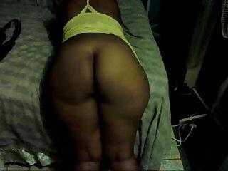 Dominican huge booty