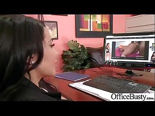 Sex tape in office with busty gorgeous girl lpar lela star rpar clip 18