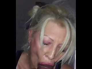 41 yrs old back on this bbc she let me face fuck her throat she love the bbc