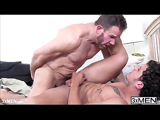 Hairy dude ryan wilcox falls for nicole cole ass and show him his sucking skills