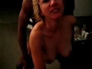 MaxCuckold.com - This black cock is too big for my pussy