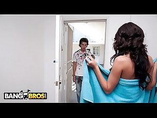 Bangbros lexi stone goes they extra mile to please her customer