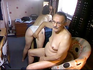 Amateur private homemade mature couple