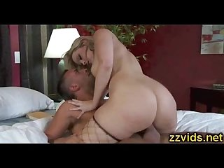 Cute blonde amazing fuck