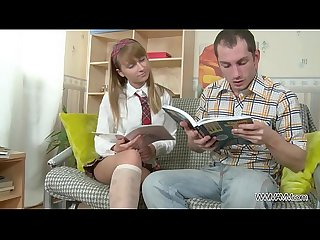 Student prefer learn ass fuck except math with older teacher with big cock