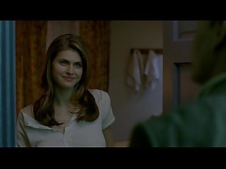 Alexandra Daddario and Woody Harrelson sex scene in True Detective S01E02