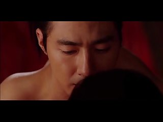song ji hyo frozen flower edited sex scenes hd