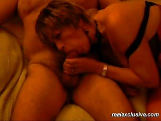 Mature swingers in first xxx movie