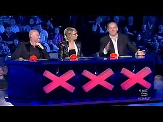 PRIVATE BOXXX - Tv 01 (Italia's got talent)