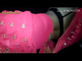 hot indian mature bhabhi first night fucking in red saree