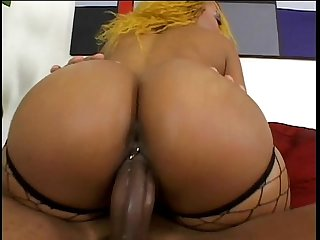 From sexdatemilf com sexy black babe takes hard cock and a thick facial