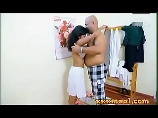 xxxmaal.com - Hot Tenant sex scene with owner