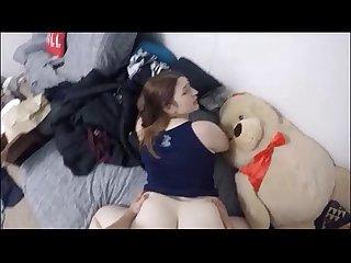 Fucking A Chubby Slut