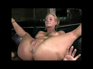 Anal pain gangbang squirting