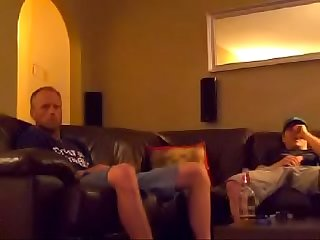 Curtis part 1 of 2 hot tall blond straight guy tricked to try mutual masturbation first time period