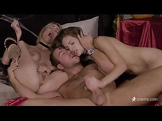 Blake eden kimmy granger 3some