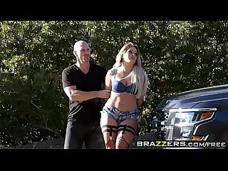 Brazzers Exxtra - (Kissa Sins, Johnny Sins) - Arrest This Whore
