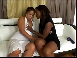 Asian and black lesbians licking each other from asiansaffairs period com