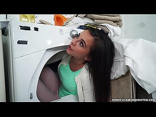 Spoiled kharlie stone gets her way dfmd15476