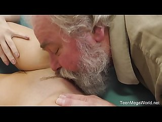 Old-n-Young.com - Katy Rose - Uneven-aged doggy orgasm