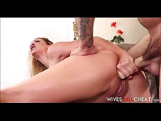 Sexy milf big tits cheating wife cherie deville kinky fuck
