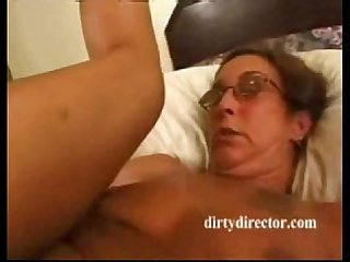 Milf gets anal fucking and fisting