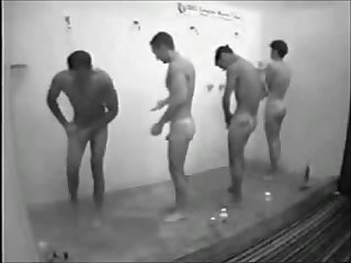 Spycam hidden cam jocks at the gym