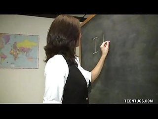 Schoolgirl jerks off the teacher full video bit ly 1quhsoa